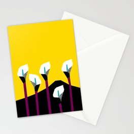 Five dreams of Fujiyama Stationery Cards
