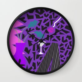 Feeling Myself Wall Clock