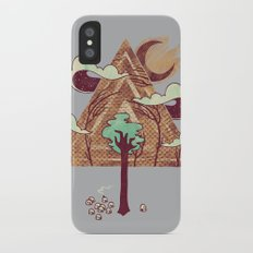 The Evergreen iPhone X Slim Case