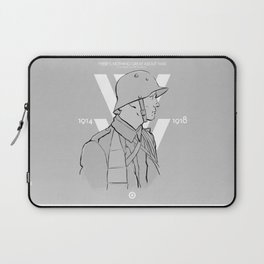 WW1 Centenary Laptop Sleeve