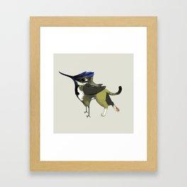 Tiny Griffin (1 of 3) Framed Art Print