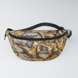 Sequoia Tree Cross Section Fanny Pack