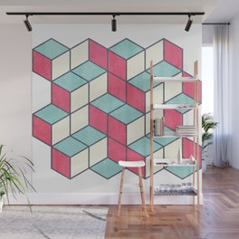 Puzzle Wall Mural