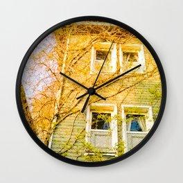 The perpetual fear. Wall Clock