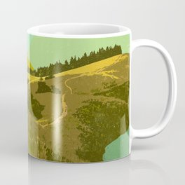 WARM TRAILS Coffee Mug