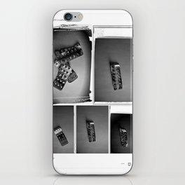 M.D.R. dark iPhone Skin