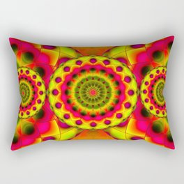 Psychedelic Visions G144 Rectangular Pillow