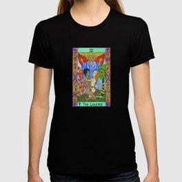The Lovers - Tarot T-shirt