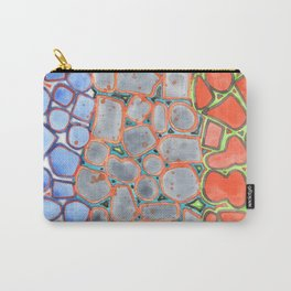 Summer Heat over Refreshing Water Pattern Carry-All Pouch