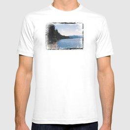 Lake Yellowstone T-shirt