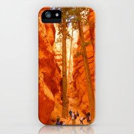 Utah LH iPhone Case