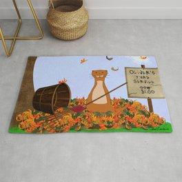 Oliver's Yard Service -Autumn Rug