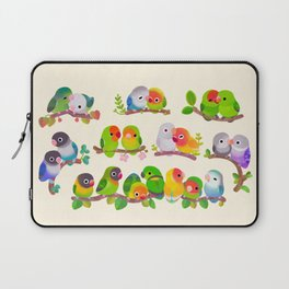 Lovebird Laptop Sleeve