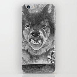 A Wild Ride iPhone Skin