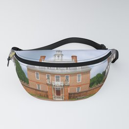 Colonial Williamsburg  Governers Palace Fanny Pack