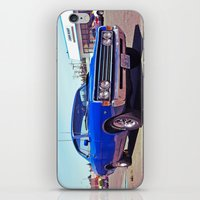 ford iPhone & iPod Skins featuring Roadside ford by Vorona Photography