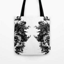 Soft Lines(B&W) Tote Bag