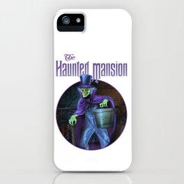 Hatbox Ghost-2 iPhone Case