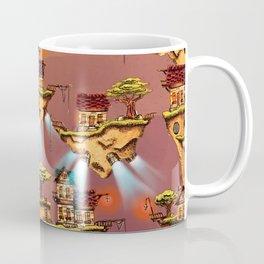 The floating islands Coffee Mug