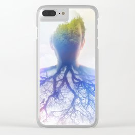 asthma Clear iPhone Case