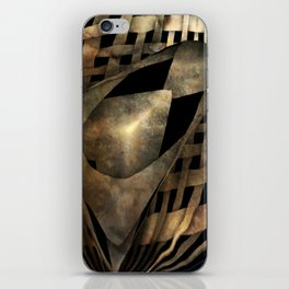 fly on the wal iPhone Skin