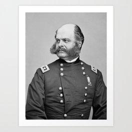 General Burnside Art Print