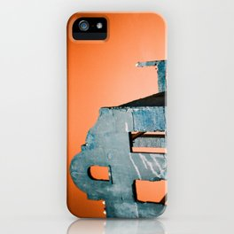 Alcatraz Island Ruins iPhone Case