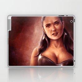Die dunkle Gräfin Laptop & iPad Skin