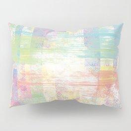 Happy pastel colors Pillow Sham