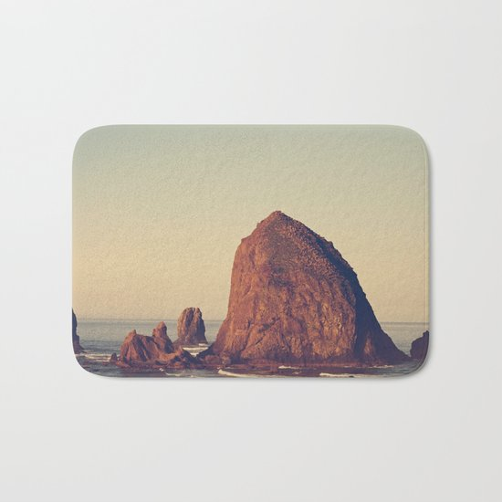Oregon Ocean Bath Mat