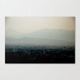 Bandung : Bloem Der Indische Canvas Print