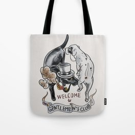 Tattoo Flash Tote Bag