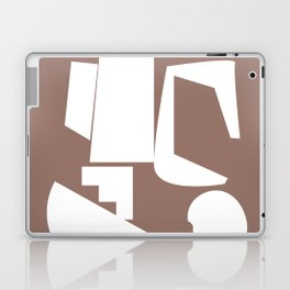 Shape study #17 - Inside Out Collection Laptop & iPad Skin