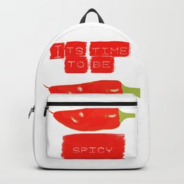 To be spicy Backpack