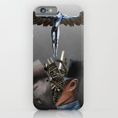 Freedom of the mind iPhone 6 Slim Case