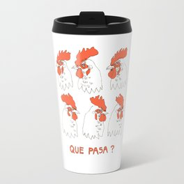 chick latino Travel Mug