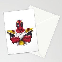 DeadVegeta Cosplay Stationery Cards