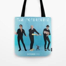 The Goldblums Tote Bag