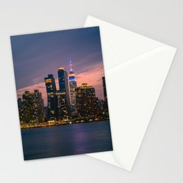 Empire State New York City Stationery Cards