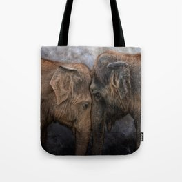 nighty night darling Tote Bag