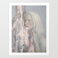 Loveloss II Art Print