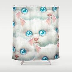 Kittehz II Shower Curtain