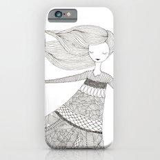 Windy Girl Slim Case iPhone 6s