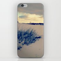 wisconsin iPhone & iPod Skins featuring Wisconsin Winter by Josrick
