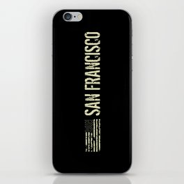Black Flag: San Francisco iPhone Skin