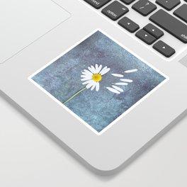 Daisy III Sticker