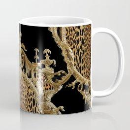 Leopard Chinoise Coffee Mug