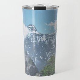 Mountains #5 Travel Mug