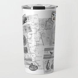 Patagonia - Map Travel Mug