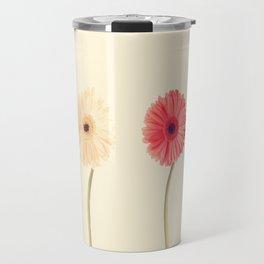 Technicolour Flowers  Travel Mug